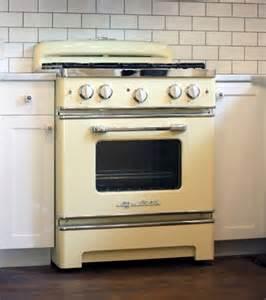 new retro kitchen appliances big chill retro stoves big chill 36 stove