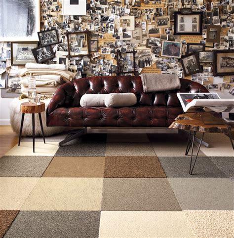 Modern Mix Flor innovative system of carpet squares by flor video