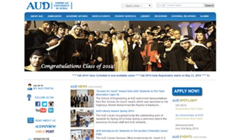 American Dubai Mba Program by Study In Uae Top Universities In Dubai Uae American