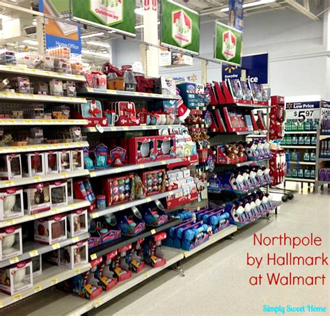 holiday gift giving hallmark northpole gifts at walmart
