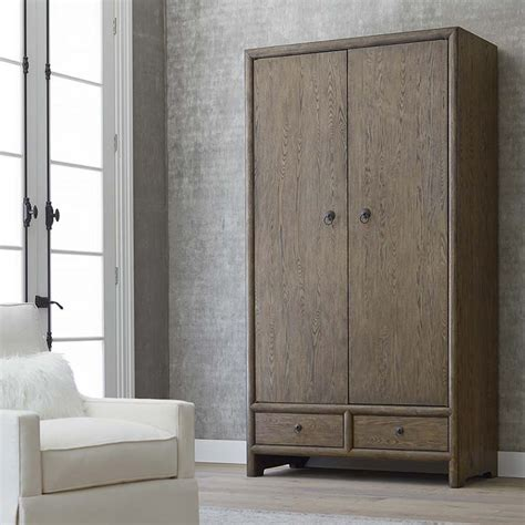 grayson armoire peninsula armoire bassett home furnishings