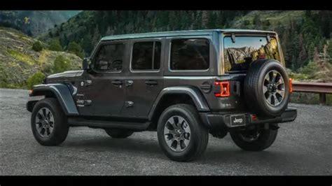 jeep wrangler light grey sting gray jl wrangler revealed in designer 2018