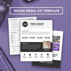 1000 images about media kit inspiration a media kit