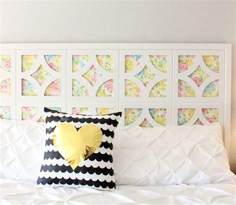 Make Your Own Headboard Ideas Diy Headboard Ideas Ideas Crafts