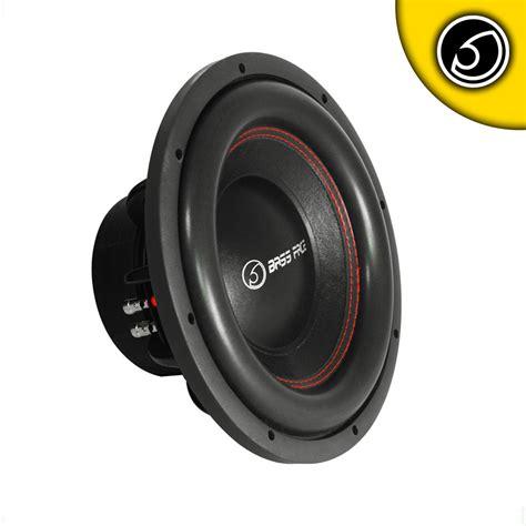 Speaker Subwoofer Spl bassface spl12 2 12 quot inch 30cm 2500w car subwoofer 2x4ohm dvc sub woofer spl sq thompsons