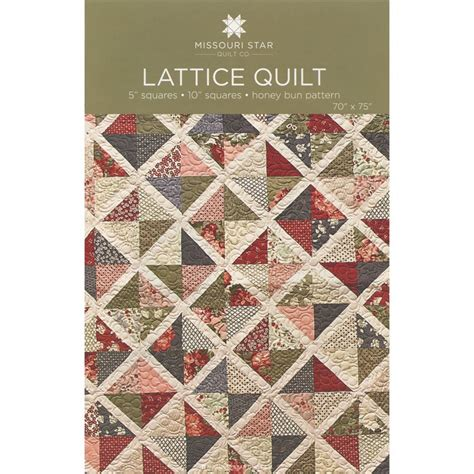 lattice quilt pattern by msqc msqc missouri quilt co