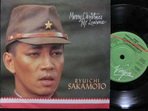 ukryuichi sakamoto merry christmas  lawrence modern records
