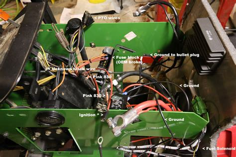 wiring diagram for a deere 316 in color wiring