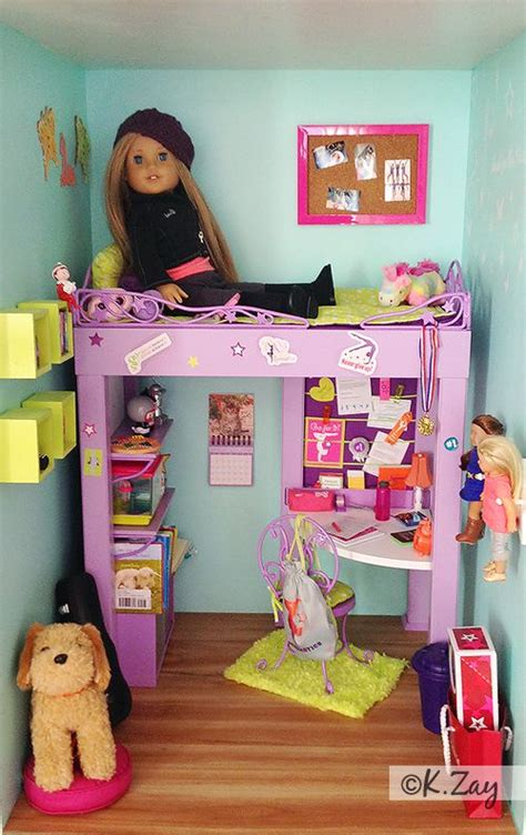 how to make an american girl bedroom 9 best images about american girl mckenna s bedroom