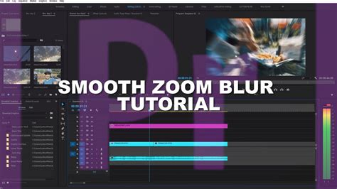 tutorial adobe premiere effects smooth zoom video effect tutorial adobe premiere pro