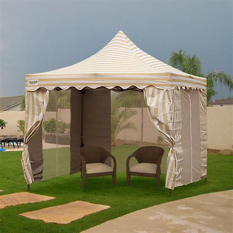 Sahara Quick Pop Up Tents / Canopy 10x10
