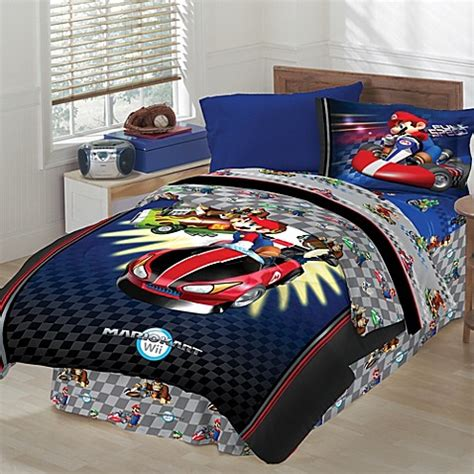 brothers bedding super mario bros 174 bedding and bath collection bed bath