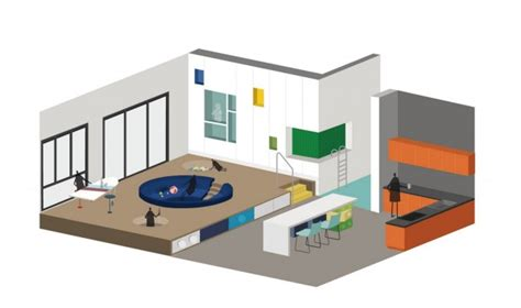 lego house floor plan lego play pond the ultimate lego themed house assess myhome