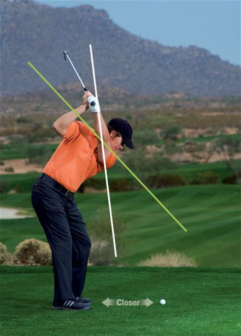 one plane swing tips plane simple golf tips magazine