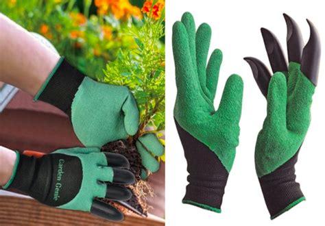 Garden Genie Gloves And Easy Way To Garden Sa Limited garden genie gloves only 6 99 shipped reg 20