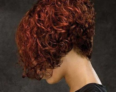stacked in back brown curly hair pics 40 best short curly hairstyles for women short