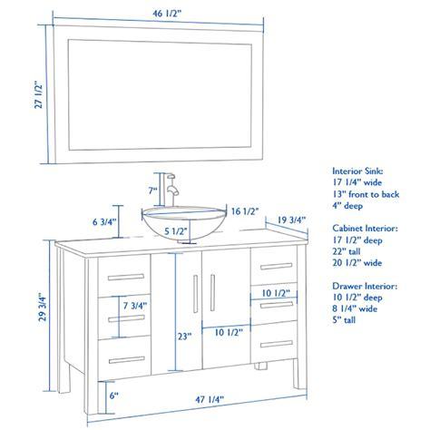 bathroom vanity height with vessel sink cabinet height height bathroom vanity wonderful with