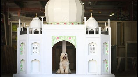 expensive dog houses it s the most stunning luxury dog s houses ever