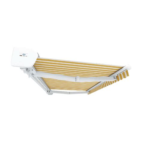 folding awning variable pitch folding arm awning blind elegance