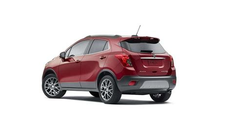 buick encore sport pictures suv models