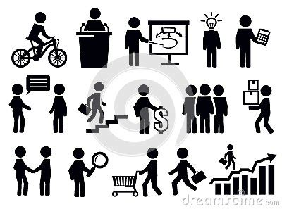 Vector Business Icons Set Royalty Free Stock Photos Image 1095468 Business Icons Royalty Free Stock Photos Image 30555058