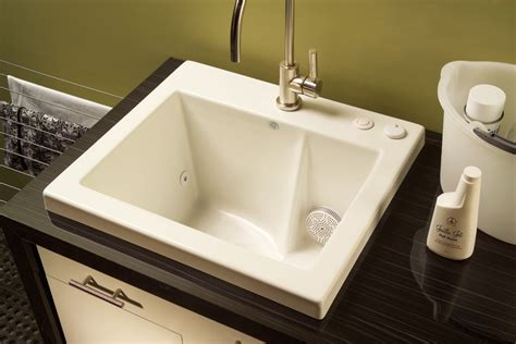 laundry room tub sink luxury home feature 7 laundry room jetted sink adam