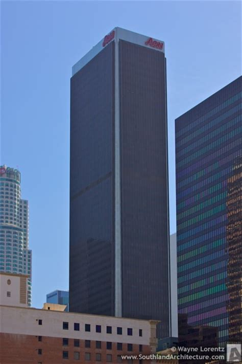 Search Number Los Angeles Photo Of The Aon Center Los Angeles Artefaqs Corporation Stock Photography