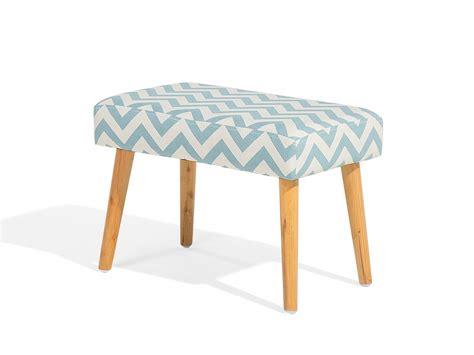 small ottoman stool ottoman stool pouffe seat small blue ebay