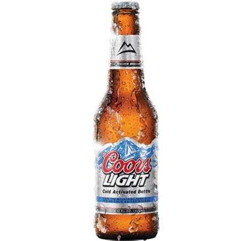 Calories Coors Light by 20 Friendly Beers Shape Magazine