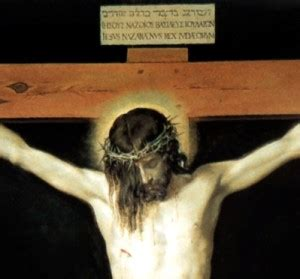 velazquez christ on the cross daily catholic quote from thomas 224 kempis integrated