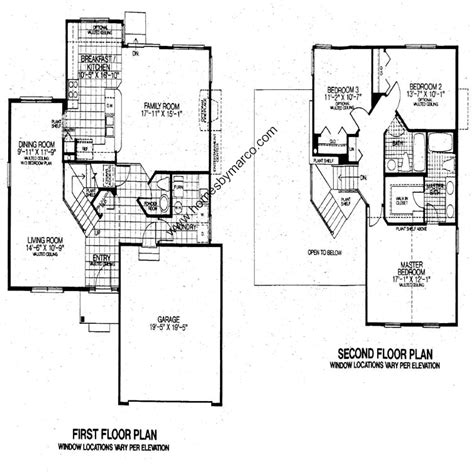 cambridge homes floor plans alcott model in the cambridge country north subdivision in