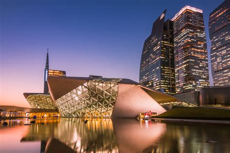 guangzhou opera house aluminium composite panel home design idea