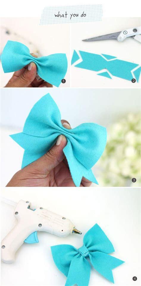 diy baby bow tie no como fazer la 231 os passo a passo inspira 231 227 o arteblog