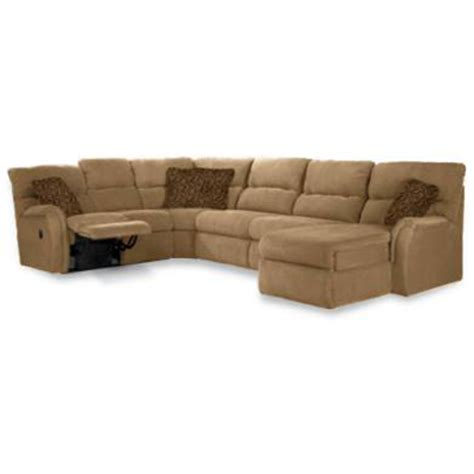 Lazboy Sectional by La Z Boy 596 Griffin Sectional Discount Furniture At Hickory Park Furniture Galleries