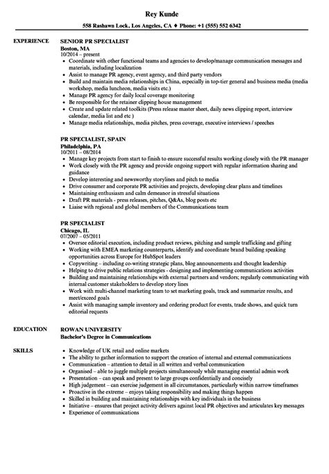 Visual Information Specialist Cover Letter by Sector Enforcement Specialist Sle Resume Template Of An Agenda Aquarium Worker Sle Resume