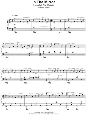 theme music call the midwife call the midwife sheet music downloads at musicnotes com