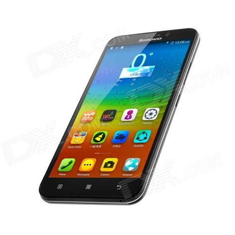 Lenovo Ram 1gb 4g lenovo a916 android 4 4 octa 4g phone w 1gb ram 8gb rom black free shipping dealextreme