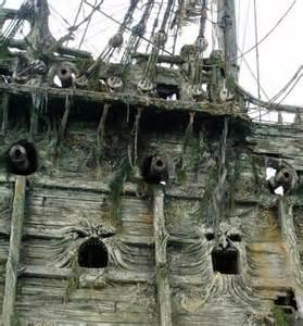 olandese volante pirati dei caraibi come nasce una nave pirata