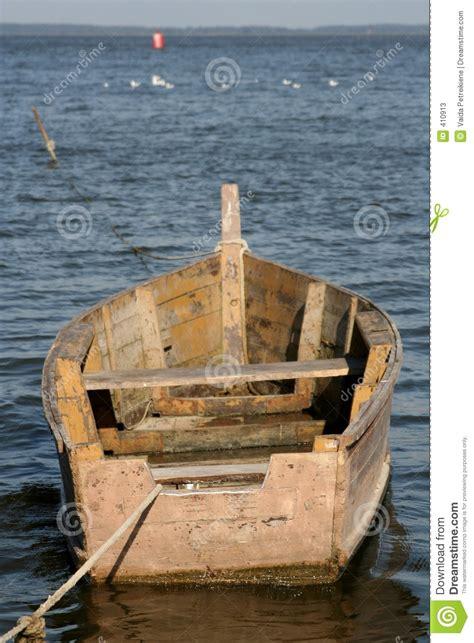 dream of empty boat empty boat