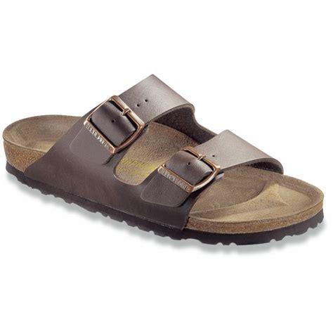 are birkenstocks comfortable birkenstock arizona sandals birko flor white brown blue