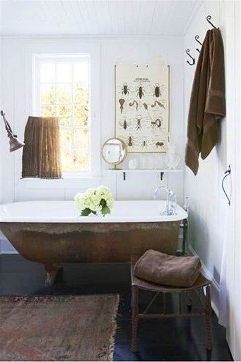 eclectic bathroom ideas smart idea of eclectic bathroom interior with rustic