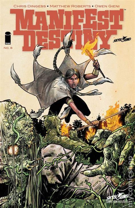 manifest destiny hegemony books manifest destiny 2013 image comic books