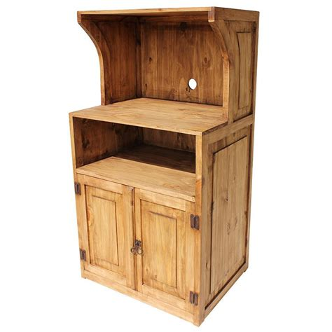 oak microwave stand with hutch rustic tall storage cabinet microwave carts walmart oak
