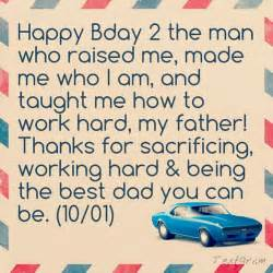 Appreciation Letter Dad From Son happybirthday dad thanks for everything you do happy