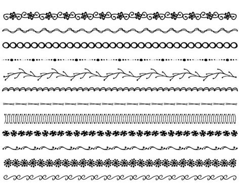 pattern border drawing border design easy to draw and hand drawn on pinterest
