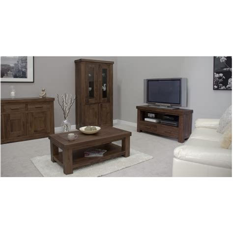 living room office furniture fama solid dark wood walnut living room office furniture