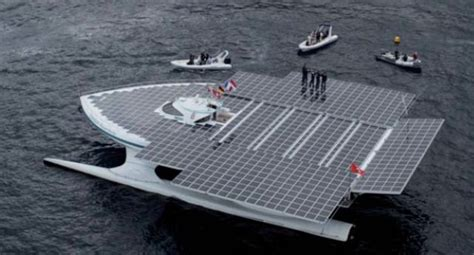 biggest boat engine in the world world s largest solar powered boat gt engineering