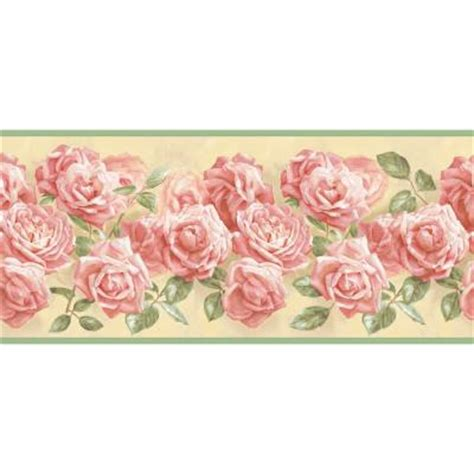 pink wallpaper home depot the wallpaper company 8 in x 10 in pink pastel realistic
