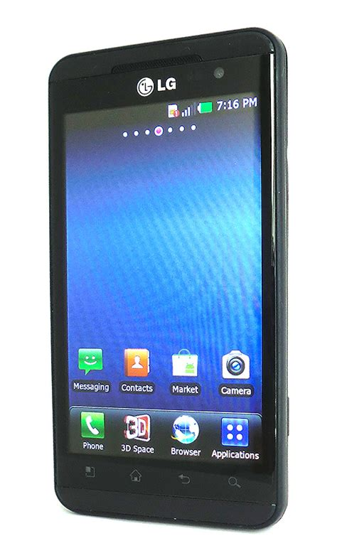 unlocked android smartphones unlocked lg thrill 4 3 quot 3d android smartphone property room