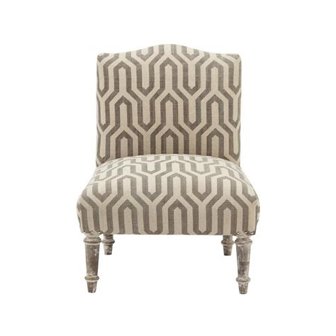 home decorators chairs home decorators collection moore ivory bonded leather wing